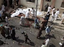Terror-sponsoring Pakistan doomed to suffer Quetta-like attacks