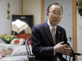 Ban Ki-moon hopes that the perpetrators of Uri attack will be brought to justice