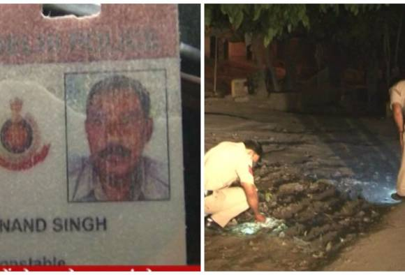 Dramatic two-hour shoot-out between cops and criminals in Delhi's Rohini