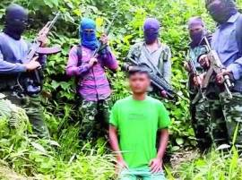ULFA abducts Assam BJP leader