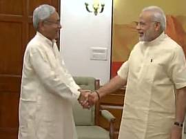 Bihar floods: Nitish meets PM Modi
