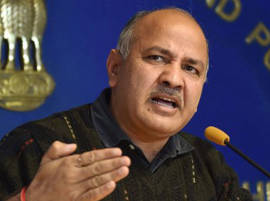 Don't want to run Delhi on alcohol money but no plan to ban liquor: Manish Sisodia