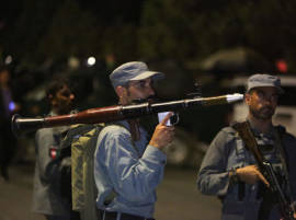 Kabul: Seven dead, over 30 injured in attack on American University of Afghanistan