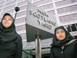 Police Scotland make hijab part of official uniform