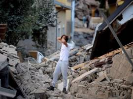 Pictures Show How Much Damage Italy Earthquake Caused