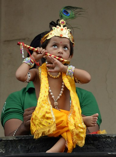 This Is How People Are Celebrating Shri Krishna ...