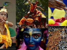 This Is How People Are Celebrating Shri Krishna Janmashtami Across The Country