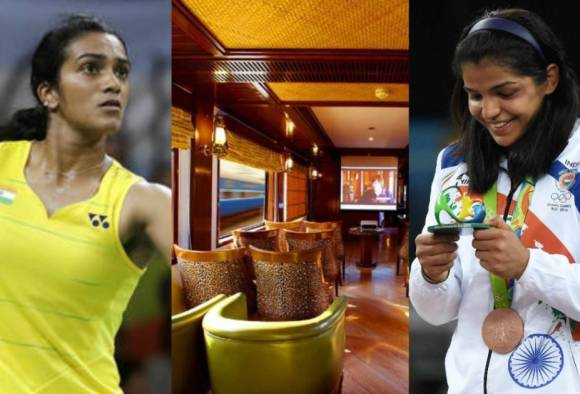 Railways Offers Complimentary LUXURIOUS Ride To PV Sindhu, Sakshi Malik: Take A Tour Of The Train
