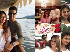 Newlywed Divyanka Tripathi Enjoys Secret Honeymoon In Udaipur With Hubby Vivek Dahiya