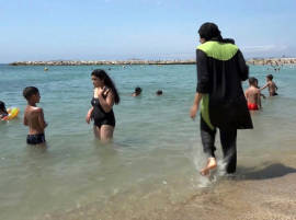 Burkini ban overturned by French court amid global outrage