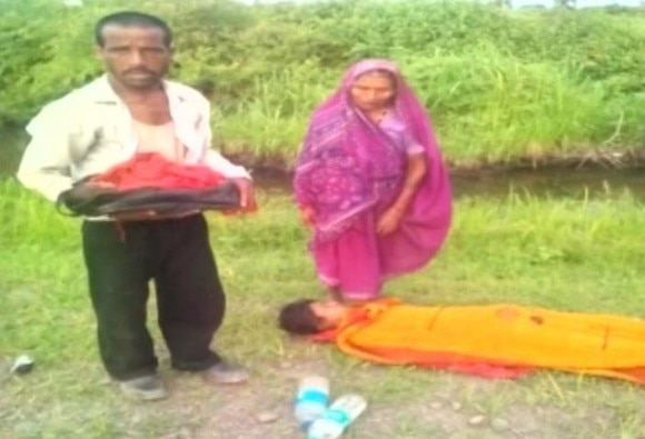 Humanity ashamed: Woman dies in moving MP bus, driver leaves family in the middle of jungle
