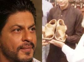 Pakistani shoemaker jailed over deer skin sandals for Shah Rukh Khan