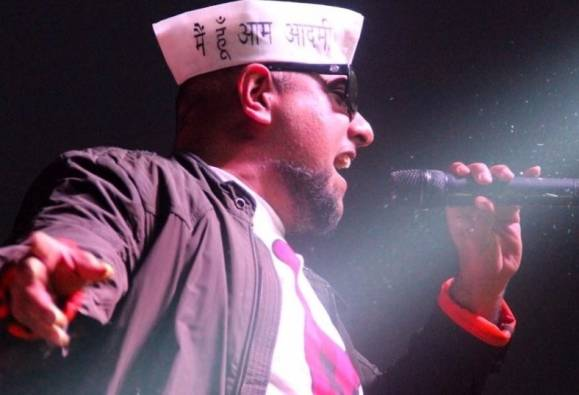 Vishal Dadlani apologises and quits politics after tweet about Jain guru backfires