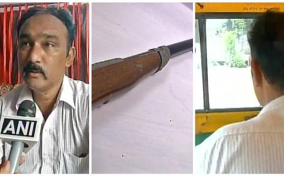 Ahmedabad: Auto driver gifts daughter rifle worth Rs.5 lakh to train for international shooting competitions