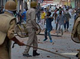Kashmir unrest was planned long before Wani's death