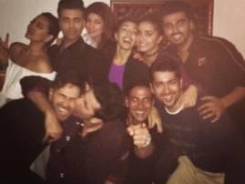 Stars & Bigger Stars At Akshay Kumar's 'Rustom' Success Party!