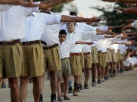 Mass resignations from RSS in Goa over state chief Subhash Velingkar