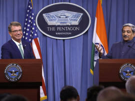 Countering terrorism an important shared objective by India, United States: Parrikar