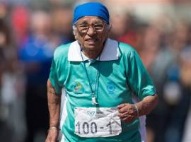 INSPIRATIONAL: 100-Year-Old Indian Woman Wins 3 Gold Medals At Masters Games