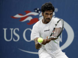 US Open 2016: Valiant Saketh Myneni puts up good fight despite leg injury
