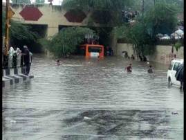 Seven killed as heavy rains lash Hyderabad