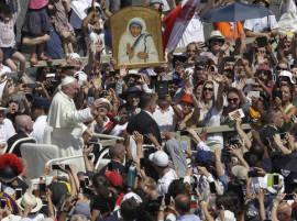 Demonising a canonisation