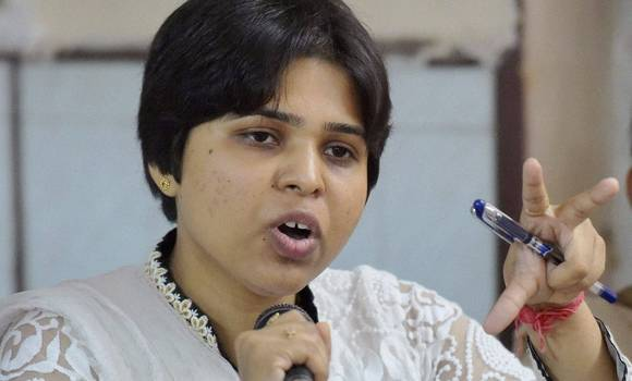 Bigg Boss approaches gender equality activist Trupti Desai for season 10