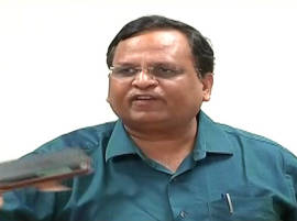 AAP minister Satyendar Jain under IT scanner, says