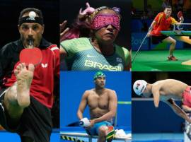 Inspirational Pictures From Rio Paralympic Games