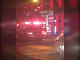 Explosion in busy NYC neighbourhood