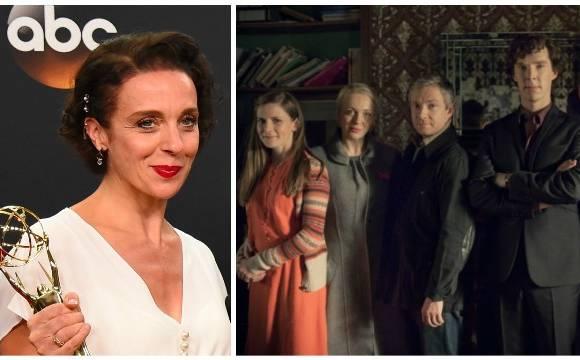 'Sherlock' star Amanda Abbington says she was robbed at 2016 Emmys