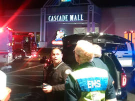Shooting at Washington mall, 4 people killed