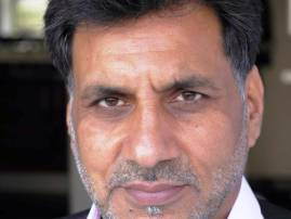 Pakistan-born actor Marc Anwar sacked for racism against Indians