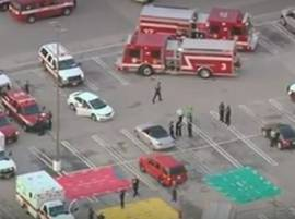 Houston city: Several injured in US mall shooting