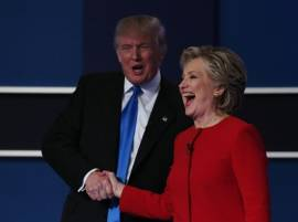 Clinton achieves 12-point lead over Trump