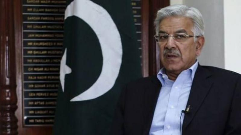 Pakistani court disqualifies Foreign Minister Khawaja Asif