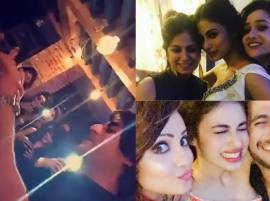 BIRTHDAY BASH: Mouni Roy's Beau And Friends Make Her Birthday Special