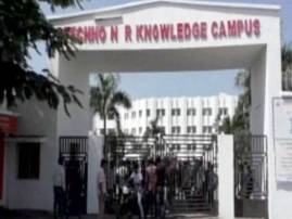 Udaipur: Kashmiri students raise