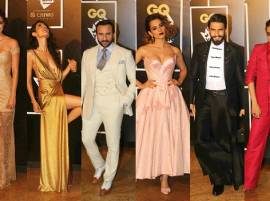IN PICS: Ranveer Singh's Bizarre Costume At GQ Awards