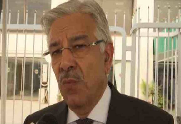 Kashmir will get separated from India, it will win its war for freedom: Pak Defence Minister Khawaja Asif