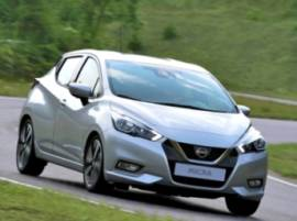 Paris Motor Show: 2017 Nissan Micra revealed