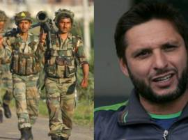 Shahid Afridi's Reaction To India's Surgical Strike Across LoC