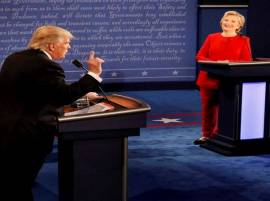 Polls say Clinton ahead of Trump after 1st presidential debate: 5 points