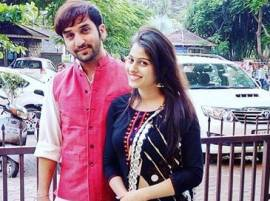 TV couple Aparna Dixit and Puru Chibber give another chance to their love