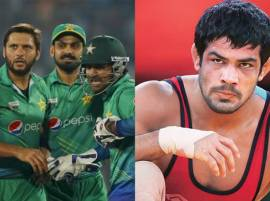 Surgical Strike: After Shahid Afridi's tweet, Sushil Kumar Gives A Brilliant Reply