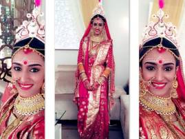 Erica Fernandes excited to dress as a bride