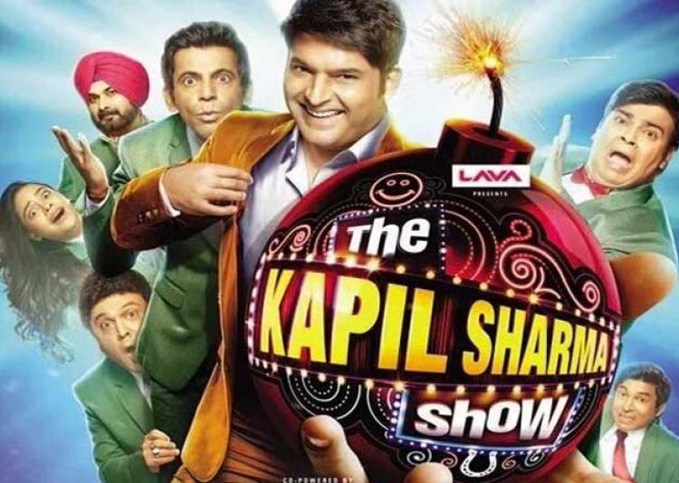 the kapil sharma show tops trp charts
