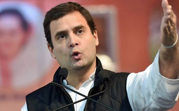 Delhi: In wake of demonetisation, Rahul Gandhi to preside over Congress Convention today