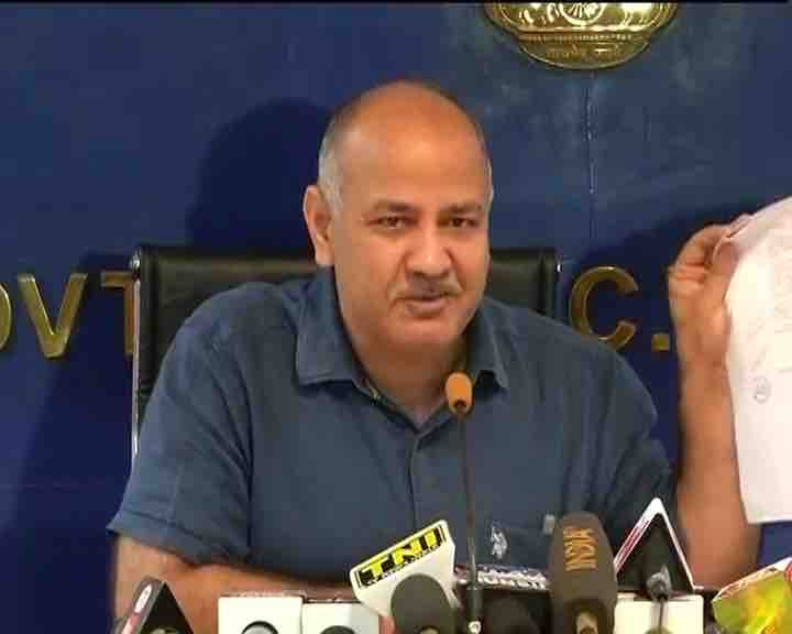 Delhi deprived of its share in taxes, says Sisodia of Budget