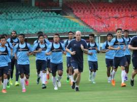 India rise to best FIFA rankings in 6 years